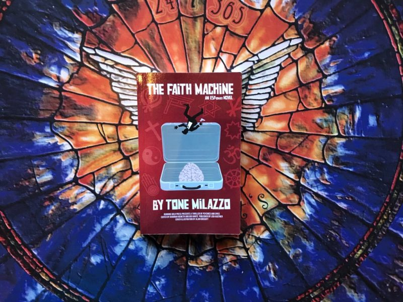 The Faith Machine Book Cover